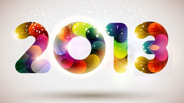 Wishing you a happy and prosperous New Year 2013